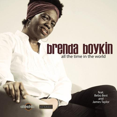 Brenda Boykin - All The Time In The World
