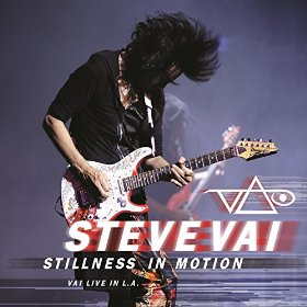 Steve Vai - Stillness In Motion CD