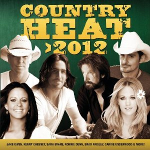 Various Artists - Country Heat 2012 mc